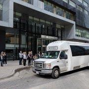 Tour bus toronto