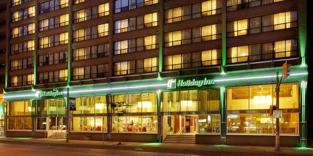 Holiday inn toronto niagara